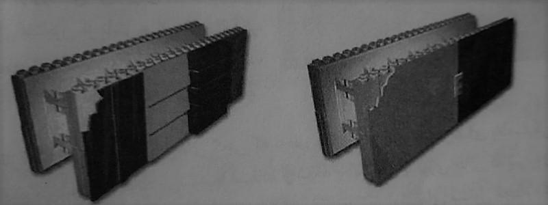 امکان استفاده از نازک کاری ها- ساختمان های بتن مسلح با قالب عایق ماندگار - استوارسازان