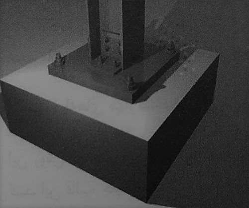 نحوه اجرای صفحه پای ستون - ساختمان های فولادی نورد گرم - استوارسازان