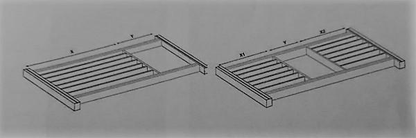 شکل قابلیت تعبیه بازشو در کف - سیستم قاب فولادی سبک نورد سرد (ساختمان lsf) - استوارسازان