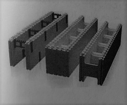 رابط های پلاستیکی هم جنس - ساختمان های بتن مسلح با قالب عایق ماندگار - استوارسازان