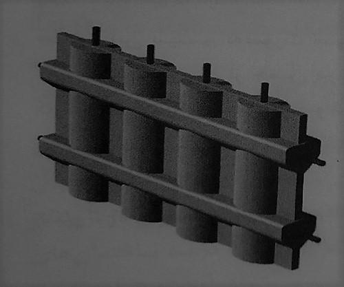 شکل سیستم دو طرفه - ساختمان های بتن مسلح با قالب عایق ماندگار - استوارسازان