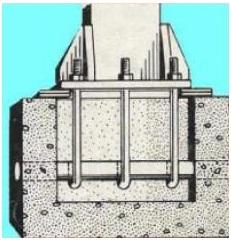 جعبه ستون با استفاده از روفیکس در کشور آلمان - سقف روفیکس - استوارسازان