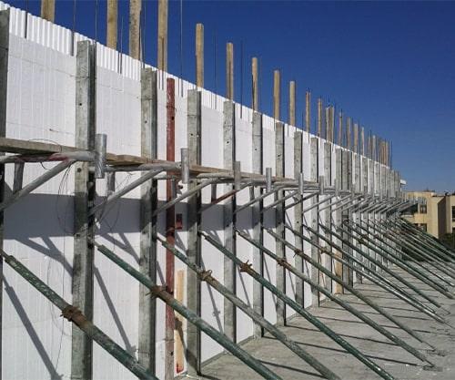 تصویر 1 ساختمان های بتن مسلح با قالب عایق ماندگار - استوارسازان