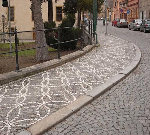 تصویر 6 پیاده رو سازی - استوارسازان