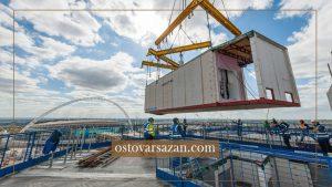 مقایسه و ارزیابی فناوری های ساختمانی - استوارسازان