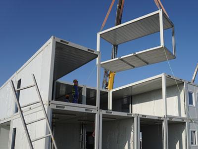 تصویر 1 سیستم پیشساخته بتنی - استوارسازان