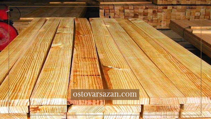 مرحله به مرحله آزمایش تعیین درصد جذب آب چوب - استوارسازان