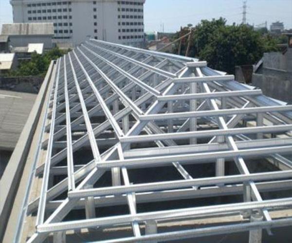 سیستم قاب فولادی سبک نورد سرد (ساختمان lsf) 1 - استوارسازان