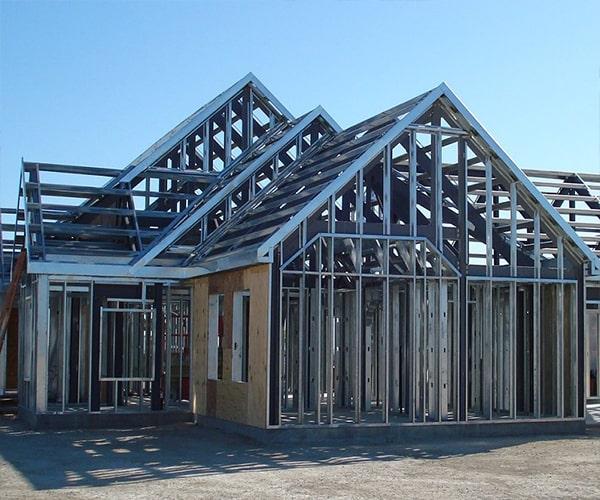 سیستم قاب فولادی سبک نورد سرد (ساختمان lsf) 2 - استوارسازان