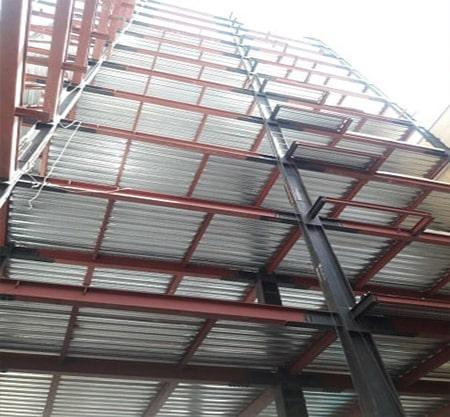 تصویر 12 ساختمان های فولادی نورد گرم - استوارسازان
