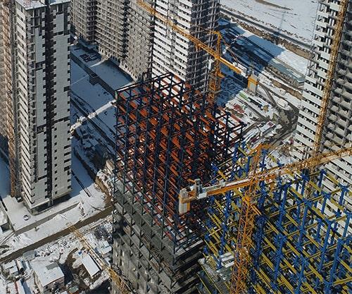 تصویر 9 ساختمان های فولادی نورد گرم - استوارسازان