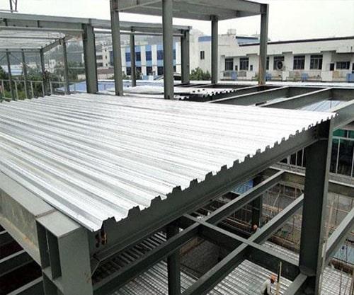 تصویر 11 ساختمان های فولادی نورد گرم - استوارسازان