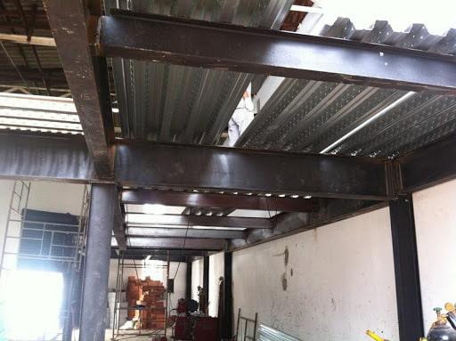تصویر 2 ساختمان های فولادی نورد گرم - استوارسازان