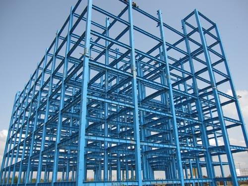 تصویر 3 ساختمان های فولادی نورد گرم - استوارسازان