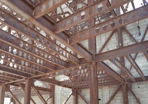 تصویر 6 ساختمان های فولادی نورد گرم - استوارسازان