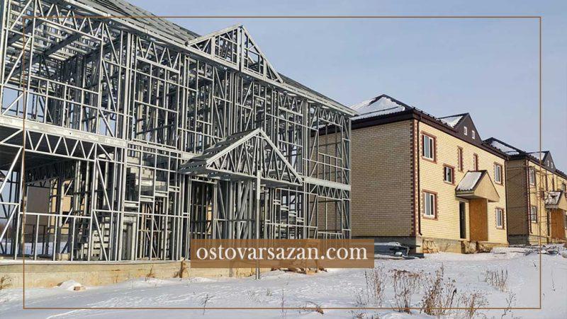 تولید صنعتی ساختمان - استوارسازان