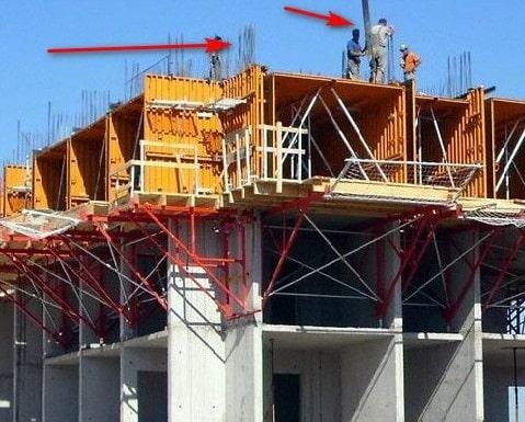 تصویر 7 سیستم بتنی قالب تونلی - استوارسازان