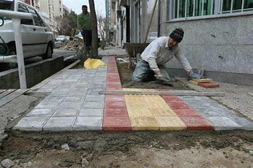 تصویر 5 پیاده رو سازی - استوارسازان