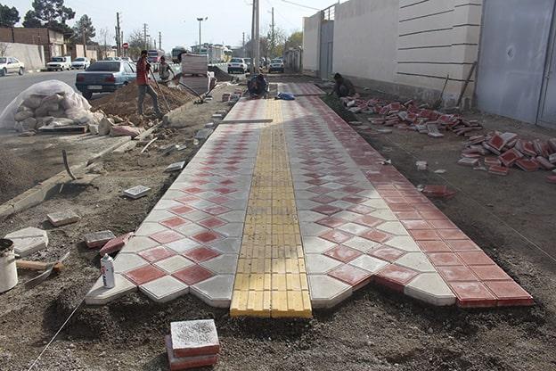 تصویر 4 پیاده رو سازی - استوارسازان