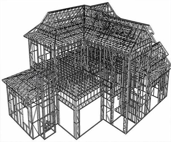 سیستم قاب فولادی سبک نورد سرد (ساختمان lsf) 6 - استوارسازان