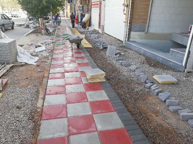 تصویر 3 پیاده رو سازی - استوارسازان