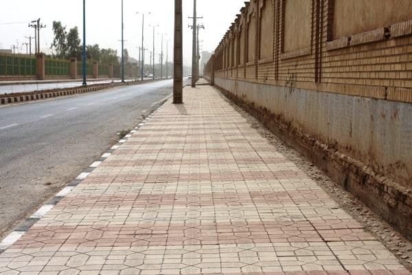 تصویر 1 پیاده رو سازی - استوارسازان
