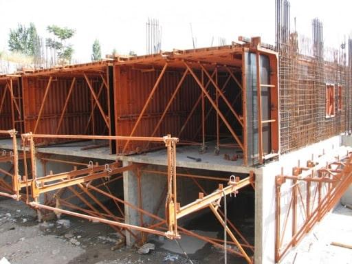 تصویر 9 سیستم بتنی قالب تونلی - استوارسازان