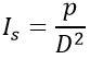 فرمول 2 آزمایش تعیین مقاومت بار نقطهای مصالح سنگی - استوارسازان